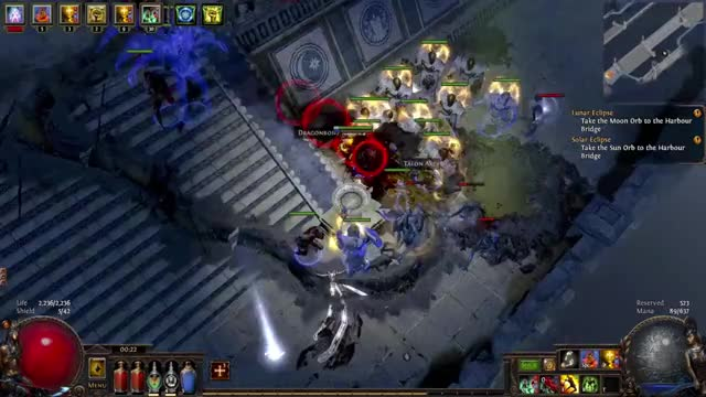 Watch and share Path Of Exile GIFs and Abyss GIFs on Gfycat