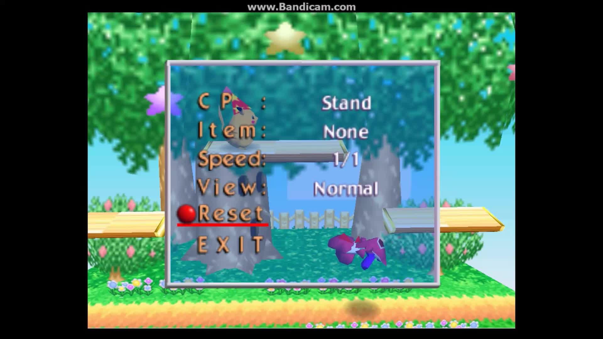 Pika on Yoshi #ssb64 GIFs