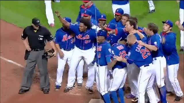 Watch [GIF] Eric Campbell has trouble getting over the dugout fence (reddit) GIF by @senor_met on Gfycat. Discover more newyorkmets GIFs on Gfycat