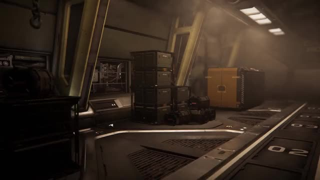 Watch Aegis: Reclaimer - Internal GIF by blabbing (@blabbing) on Gfycat. Discover more Aegis, Chris Roberts, Cloud Imperium, Freelancer, Reclaimer, Roberts Space Industries, Space Sim, Squadron 42, Star Citizen, Video Games, Videogame, Wing Commander GIFs on Gfycat