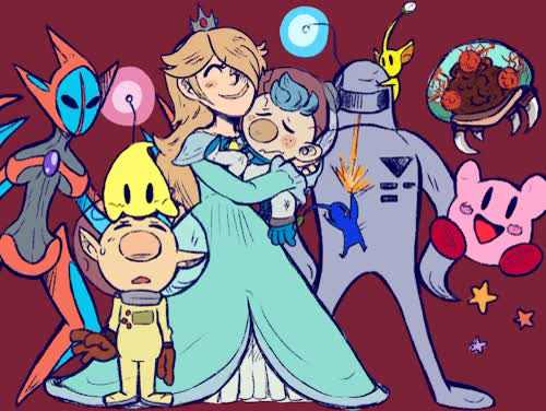 Watch aliens? GIF on Gfycat. Discover more alph, deoxys, gif, gif warning, kirby, luma, metroid, not sure if they can all be considered aliens, olimar, pikmin, rosalina, ssb4, starman, super smash bros, super smash brothers, urfbownd GIFs on Gfycat