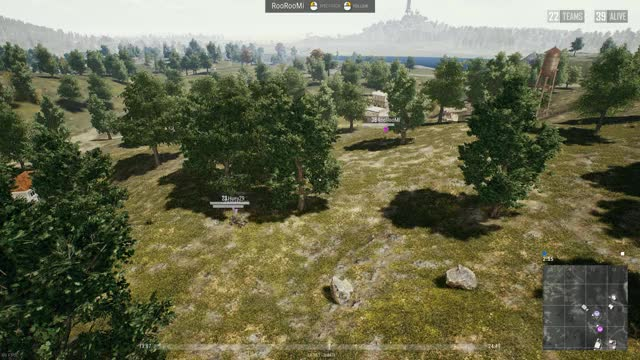 Watch and share Vlc-record-2018-02-20-23h15m01s-PLAYERUNKNOWN GIFs on Gfycat
