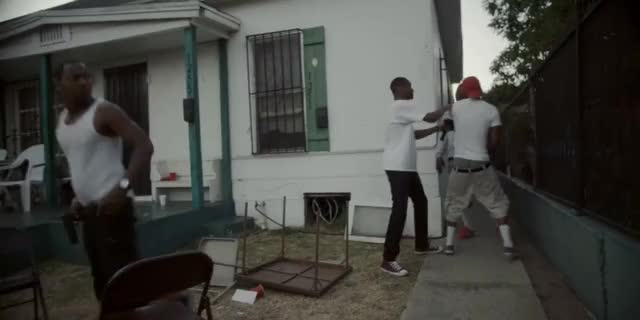 "Watch and share YG - ""Bicken Back Being Bool"" (Official Video) GIFs on Gfycat"