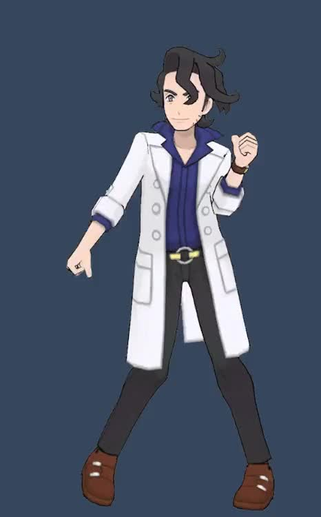 Watch and share Professor Sycamore GIFs and Pokegraphic GIFs on Gfycat