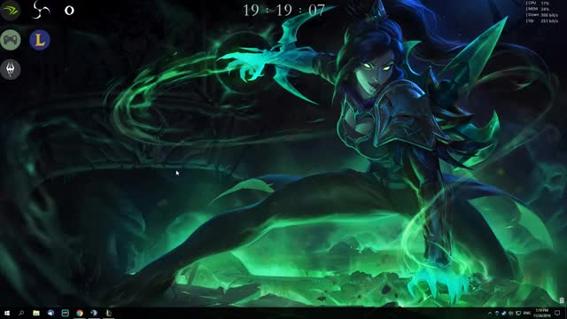 Watch and share Soulstealer Vayne GIFs and Rainmeter GIFs by VVhisper on Gfycat