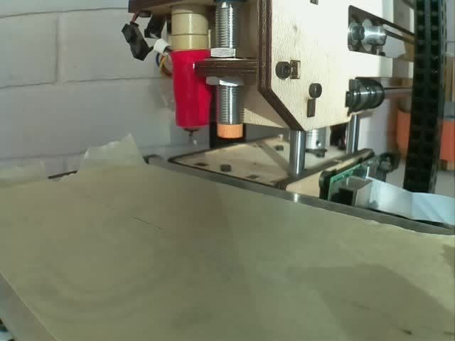 Printrbot with OctoPrint on Raspberry Pi GIFs