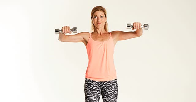 Watch and share 5 Moves To Shape Your Arms For Summer - The Fabletics Blog GIFs on Gfycat
