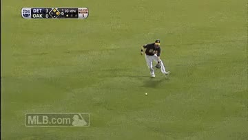 Watch and share Josh Reddick GIFs and Athletics GIFs on Gfycat