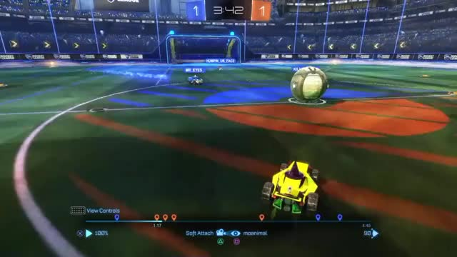 Watch and share Rocket League GIFs by thornbrow on Gfycat