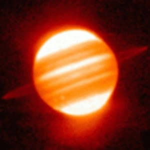 Watch and share The Jupiter Rings In The Infrared Light GIFs on Gfycat