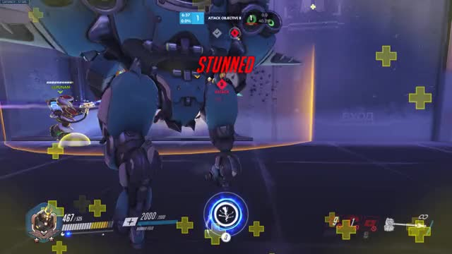 Watch and share Overwatch GIFs by elpeterson on Gfycat