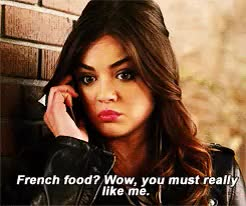 Watch and share Aria Montgomery GIFs and Aria X Ezra GIFs on Gfycat