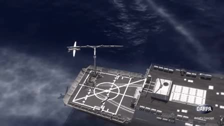 Watch and share Darpa GIFs and Drone GIFs by Popular Science on Gfycat