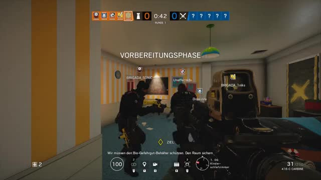 Watch and share This Is Incredible! Rainbow6 GIFs on Gfycat