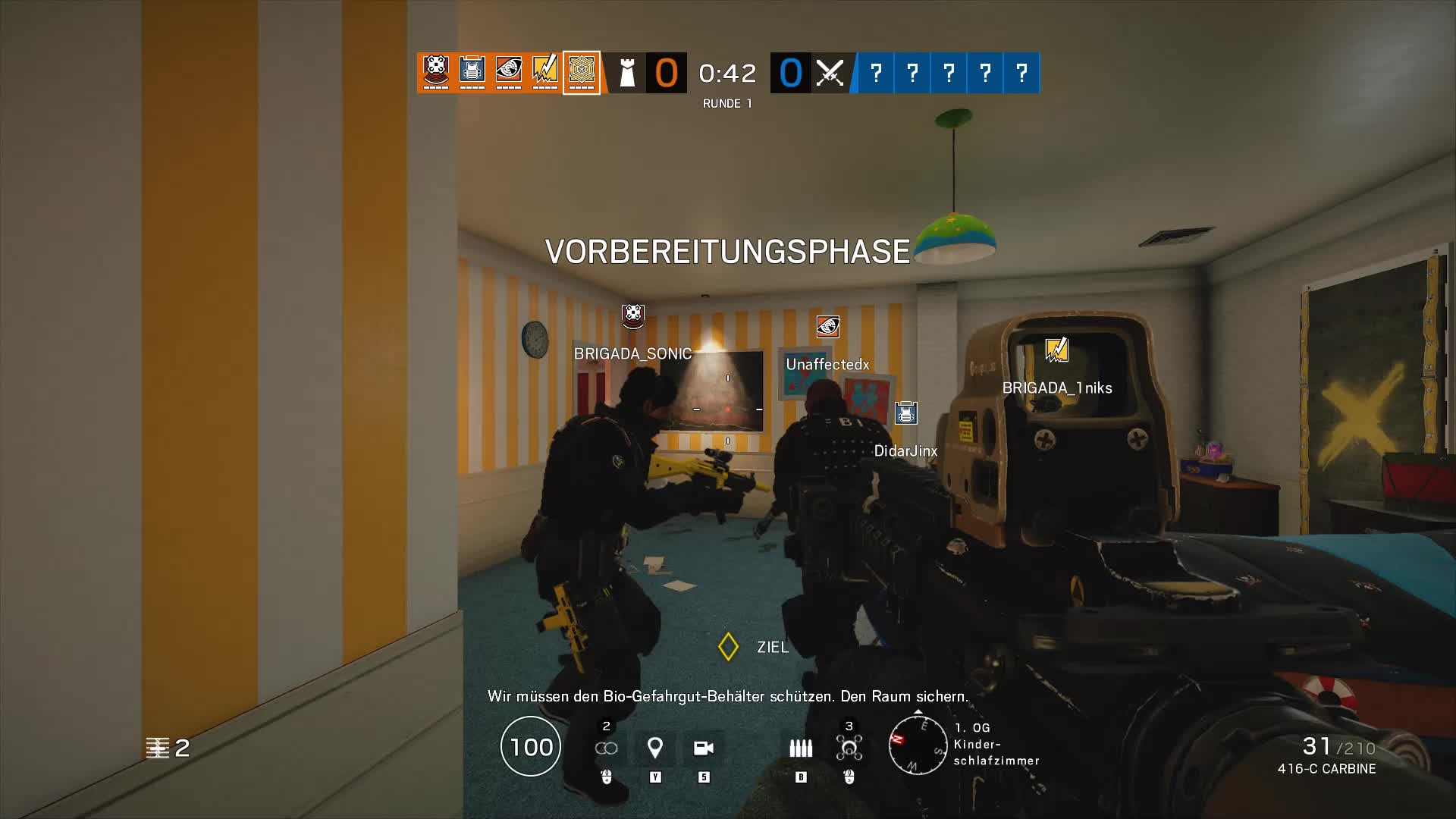 This is incredible! Rainbow6 GIFs
