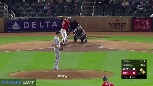 Watch and share Chicago White Sox GIFs and Minnesota Twins GIFs on Gfycat