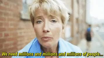 Watch this emma thompson GIF on Gfycat. Discover more activism, climate change, emma thompson, government, greenpeace, my inspiration, save the Arctic GIFs on Gfycat