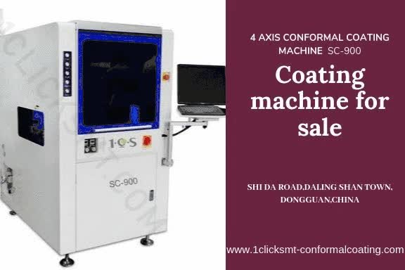 Watch and share Coating Machine For Sale GIFs by 1clicksmt conformal coating on Gfycat