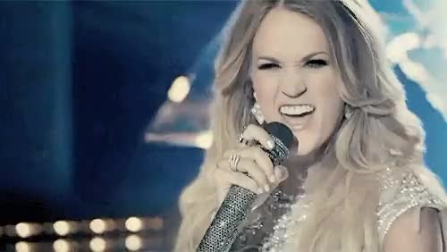Watch and share Carrie Underwood GIFs on Gfycat