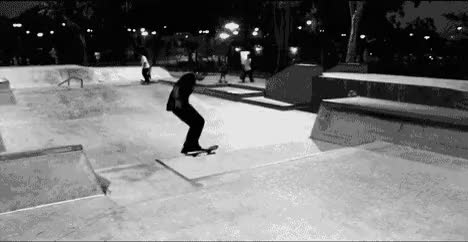 Watch and share Gif Skate Black And White Cool Trick Fun Guy Park Skateboard Tricks Skate Gif Hobby Guy Skate GIFs on Gfycat