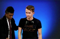 bloopers, gifs, sam, sam bashor, sourcefed, we dont have spiders inside us bloopers, will, william haynes, SourceFed Gifs GIFs