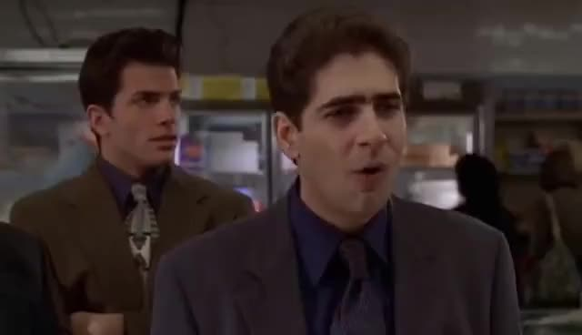 Watch and share Christopher Buys Fish - The Sopranos HD GIFs on Gfycat