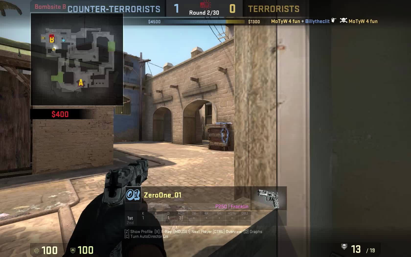 csgo, gaming, globaloffensive, Its good to know your way around the map sometimes. GIFs