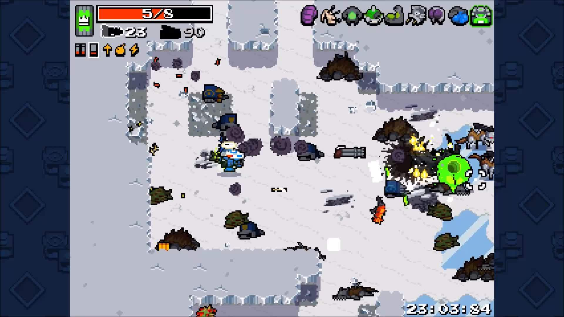 nuclearthrone, Ever see an elite IDPD and just panic? (reddit) GIFs