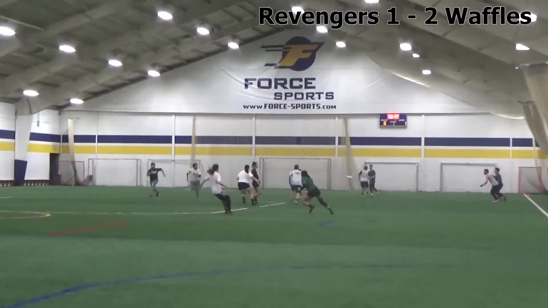 Cleveland Ultimate, Sports, Wonyoung cut out of turn, Maddie turns her hips the wrong way GIFs