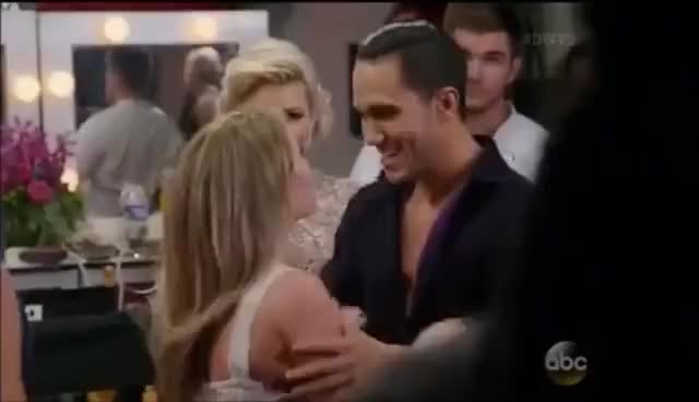 Watch and share Carlos PenaVega & Witney Carson - Contemporary DWTS Week 10 GIFs on Gfycat