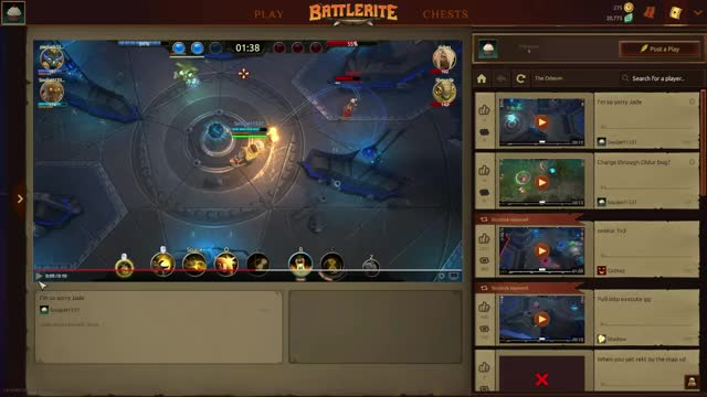 Watch and share Battlerite GIFs and Friends GIFs on Gfycat