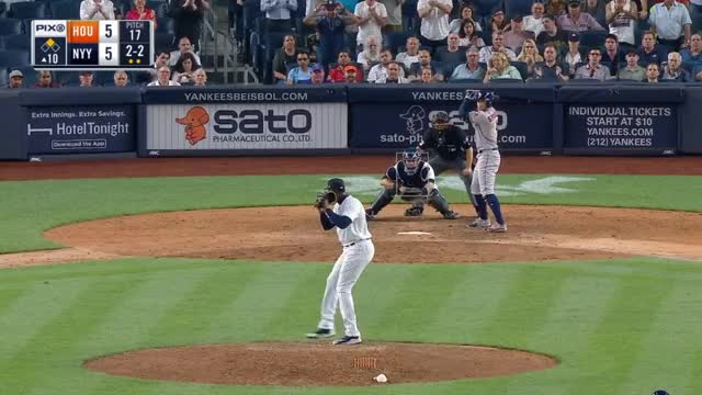 Watch and share New York Yankees GIFs and Houston Astros GIFs on Gfycat
