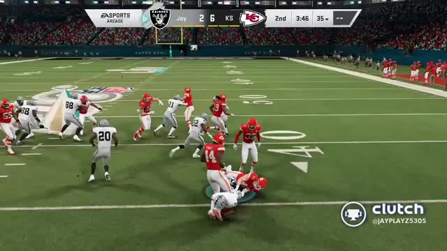Watch and share Madden Nfl 20 GIFs and Clutch Win GIFs by Clutch.win on Gfycat