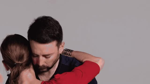 Watch this hug GIF by The GIF Smith (@sannahparker) on Gfycat. Discover more embrace, hug, love, man, woman GIFs on Gfycat