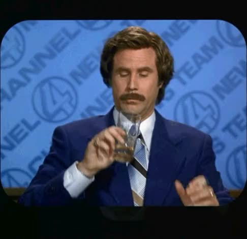 Watch and share Ron Burgundy GIFs and Anchorman GIFs on Gfycat