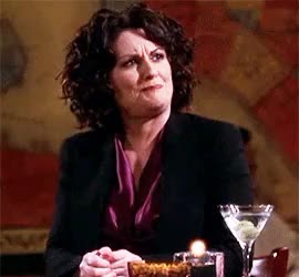 Watch and share Megan Mullally GIFs and Funny GIFs on Gfycat