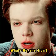 Watch and share Cameron Monaghan GIFs and Edward Nygma GIFs on Gfycat