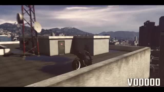 Watch and share Evolve Stunting GIFs and Gta Online Dlc GIFs on Gfycat