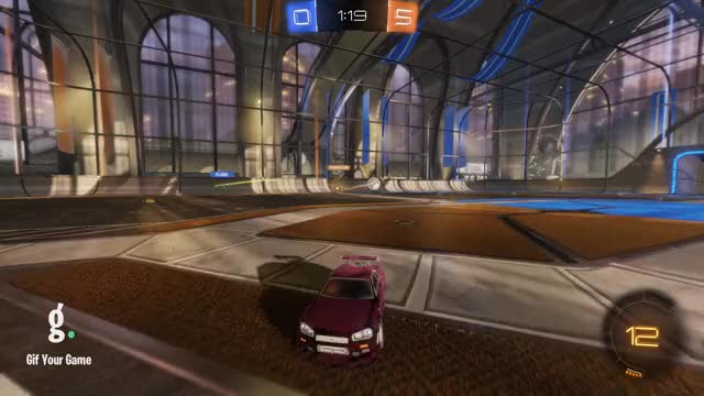 Watch Goal 6: Nimbus 2000 GIF by Gif Your Game (@gifyourgame) on Gfycat. Discover more Gif Your Game, GifYourGame, Goal, Nimbus 2000, Rocket League, RocketLeague GIFs on Gfycat