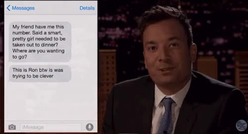 Watch and share Online Dating GIFs and Jimmy Fallon GIFs on Gfycat