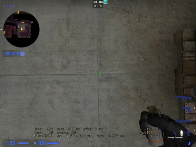 Watch and share A Wall Gap Smoke From T Spawn GIFs on Gfycat