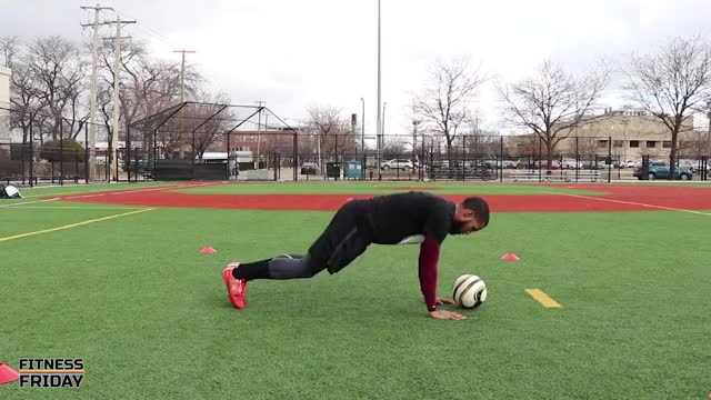 Watch and share More Core More Success | Fitness Friday GIFs on Gfycat