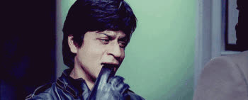 6. When the Baadshah pouts! GIFs