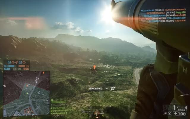 Watch and share Battlefield 4 GIFs and Bf4 GIFs by samo_adams on Gfycat