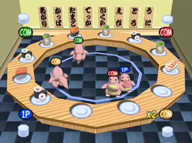 Watch and share Pokemon Stadium GIFs and Nintendo 64 GIFs by Fooni Ventes on Gfycat