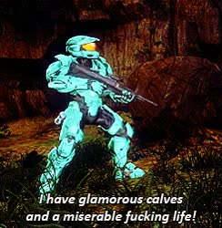 Watch and share This Line From Red Vs Blue Is Why I Chose Team Mystic On Pokemon Go. GIFs on Gfycat