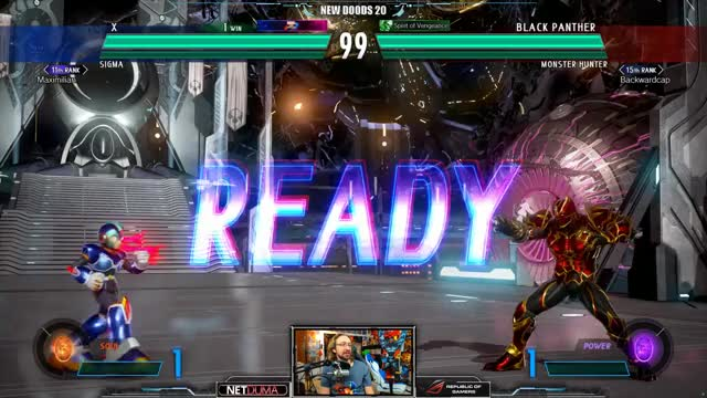 Maximilian_DOOD Playing Marvel vs. Capcom Infinite - Twitch Clips