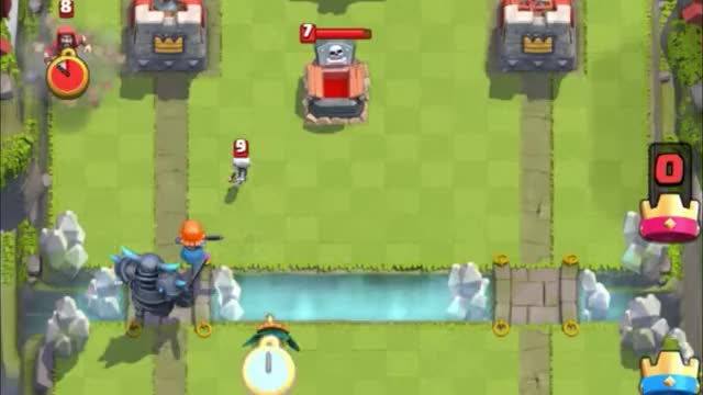 Watch and share Pekka Barrel 1 GIFs by Clash Royale Kingdom on Gfycat
