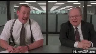Watch Office Space - Michael Bolton Fan GIF on Gfycat. Discover more related GIFs on Gfycat