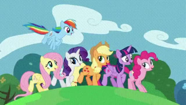 Watch Seasons (edited) GIF on Gfycat. Discover more mylittlepony GIFs on Gfycat